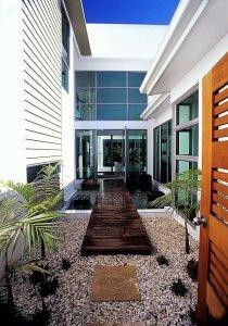 outdoors custom home builders Brisbane S.E. - David Reid Homes Australasia