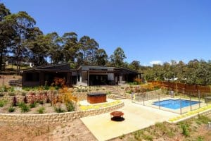 Landscaping Custom Home Builders South Coast - David Reid Homes Australasia