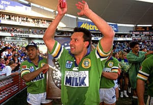 david reid homes all stars Laurie Daley