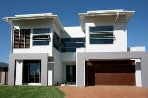 David Reid Homes Sepang House front