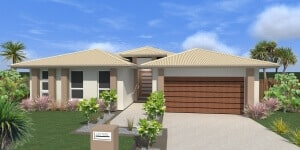 David Reid Homes flinders house 3D render