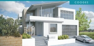 coogee house perspective front-view