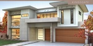 David Reid Homes Kingsgate facade