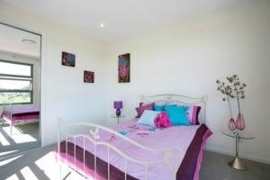 David Reid Homes Sepang House Bedroom