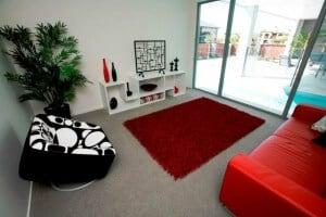 David Reid Homes custom home Sepang Media Room