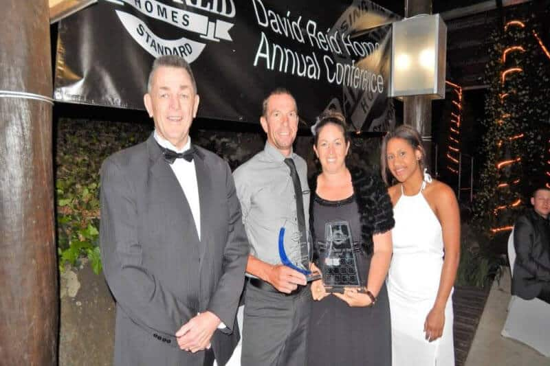 Custom Home Builder New England Australasian Franchisee of the Year 2014