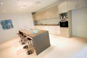 WoodSong Luxury Home Design Kitchen