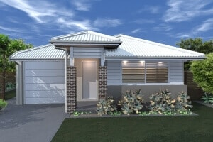 David Reid Homes torrens modern house 3D
