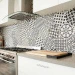 Custom home builders Shepparton display home splash back
