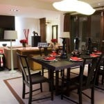 David Reid luxury home Appleby Dining Inside