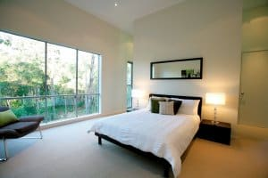 David Reid Homes Orange new display home master bedroom