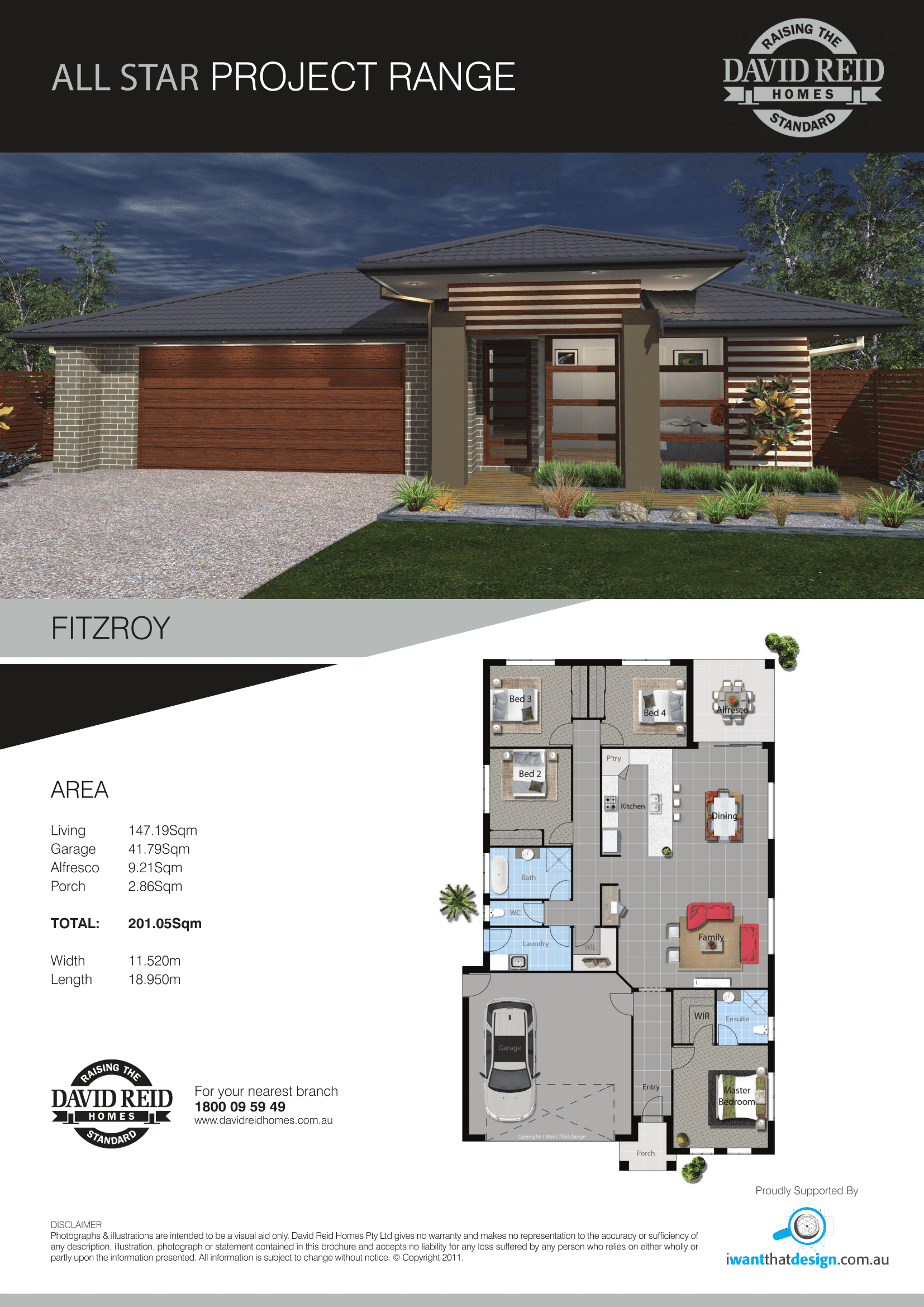Fritzoy House and Land package Shepparton