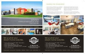 David Reid Homes Australia's best display home