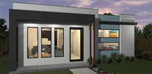 David Reid Homes Parker Modern