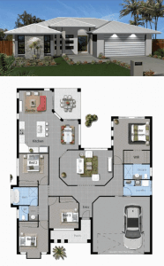 Gladstone Central House and Land Package specification