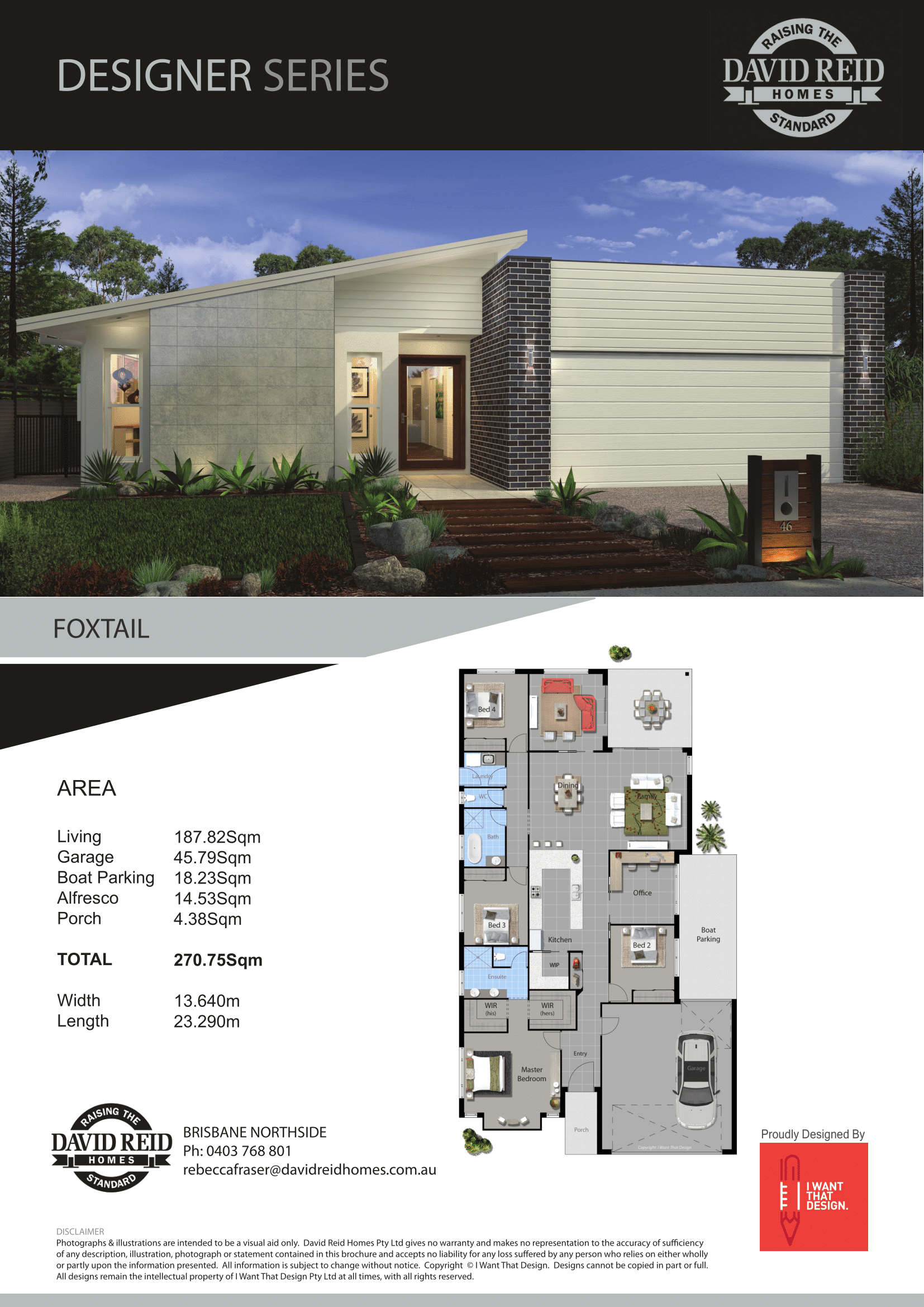 David Reid Homes: Luxury Display Homes View Our Quality Australia Wide