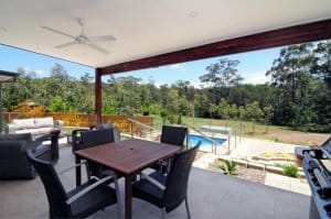 alfresco Custom Home Builders South Coast - David Reid Homes Australasia