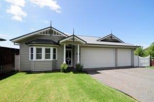 facade custom home builders south coast - David Reid Homes Australasia