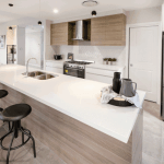 custom home builders Tamworth Display Homes kitchen
