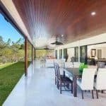 Brisbane West Builder custom home outdoor