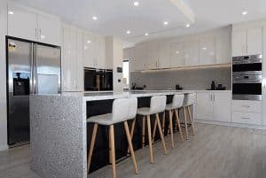 Canberra Display Home kitchen