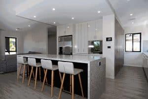 David Reid Homes Canberra display kitchen