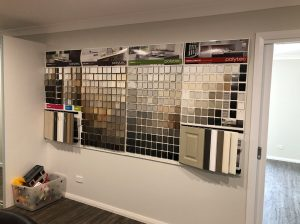 David Reid Homes Shoalhaven Display Centre design studio