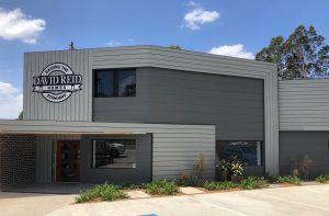 David Reid Homes custom home builders Shoalhaven Front office