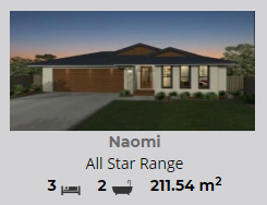 The Naomi - All Star Range