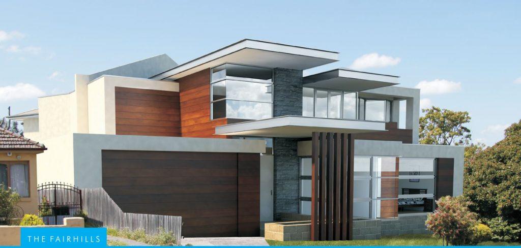 the Fairhills, home, custom builder